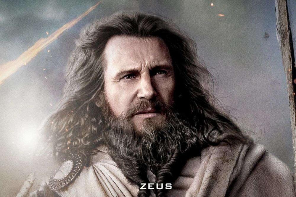 Liam in Wrath of the Titans