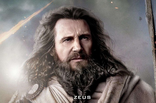 Liam in Wrath of the Titans