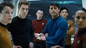 The new Star Trek crew